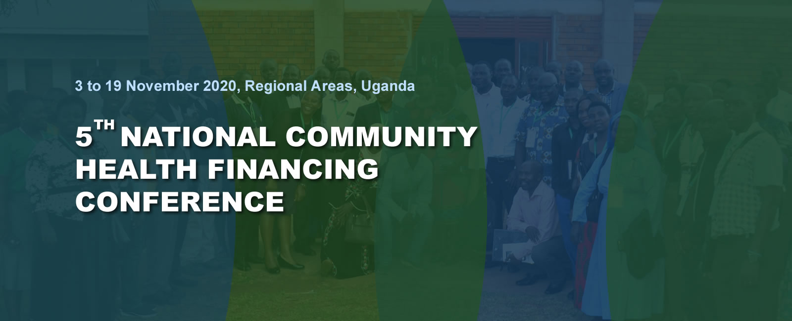 5TH NATIONAL COMMUNITY HEALTH FINANCING CONFERENCE